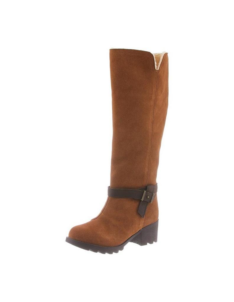 bearpaw boots womens knee high up zipper