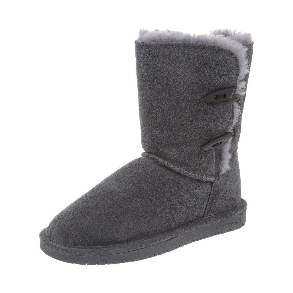 Bearpaw-Boots-Womens-Abigail-Comfortable-Suede-Toggle-682W