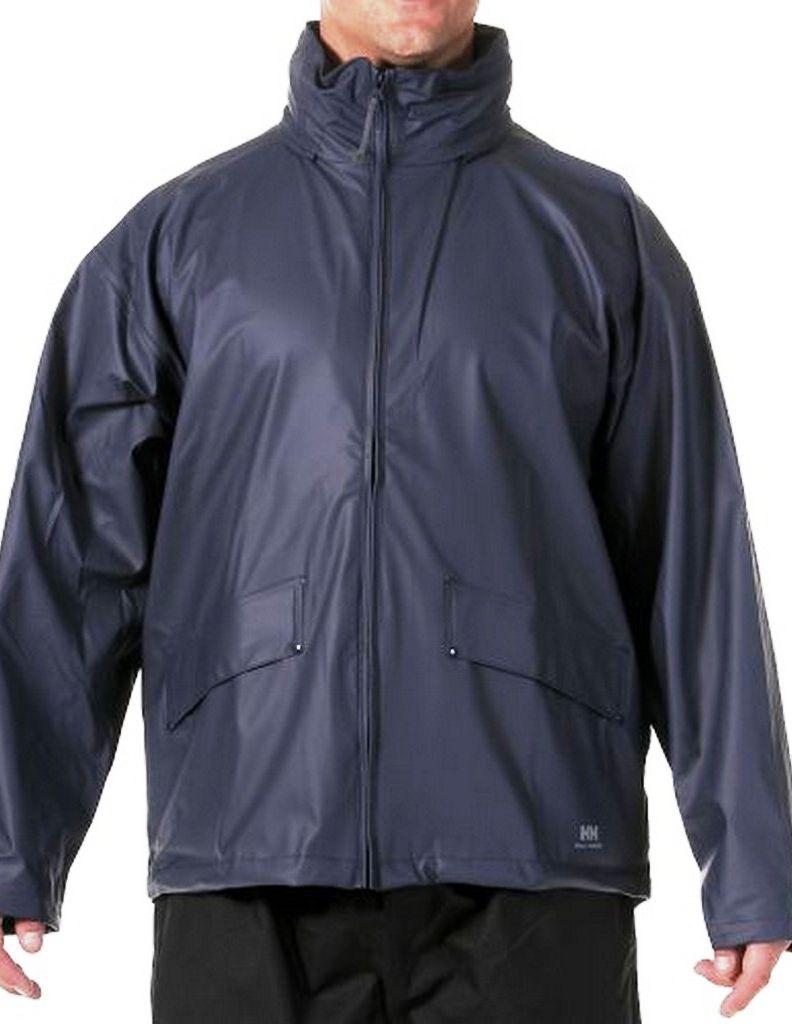 helly hansen jacket mens voss waterproof windproof adjustable 55267 ebay. Black Bedroom Furniture Sets. Home Design Ideas
