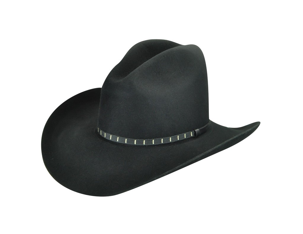how to clean a wool cowboy hat