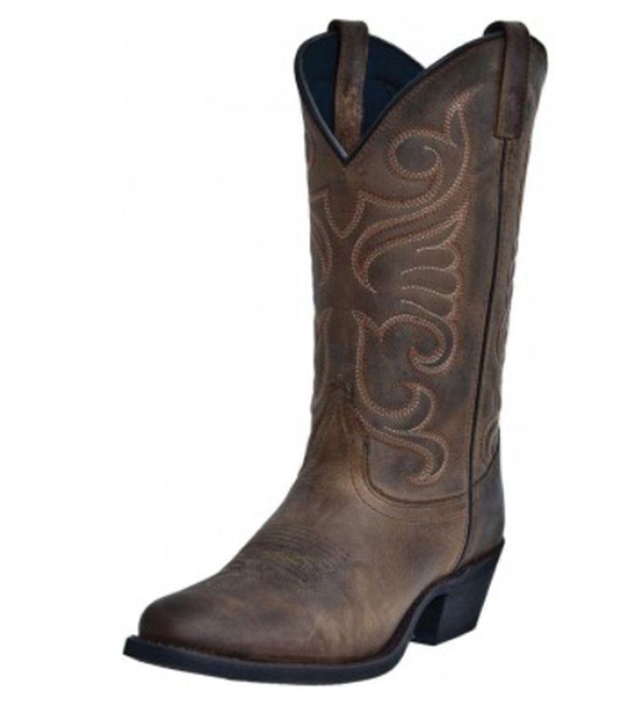 laredo western boots womens bridget cowboy distressed
