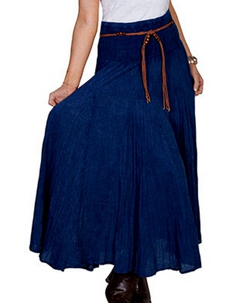Creative Home  Skirts  Pleated Skirts
