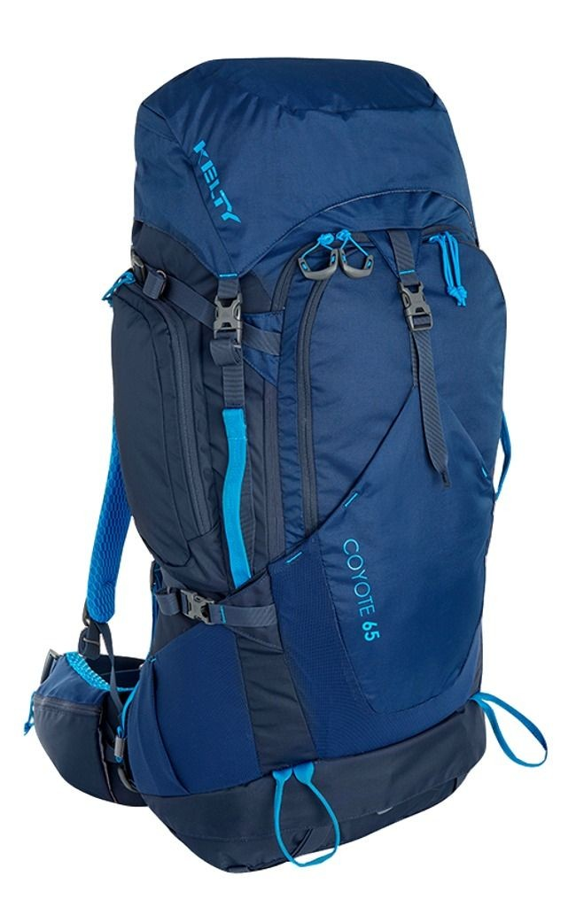 """Kelty Backpack Coyote 65 Top Load Hydration 33"""" x 17"""" x 14 ..."""