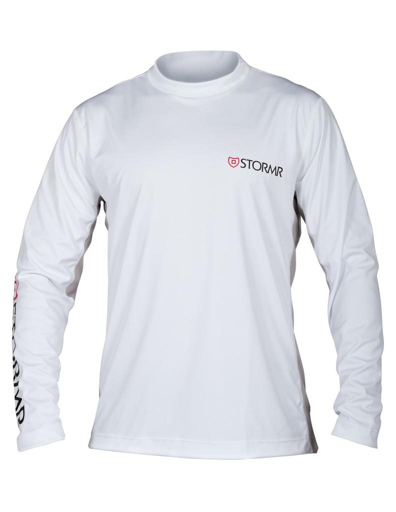 Stormr outdoor apparel shirt mens long sleeve t shirt for Men s fishing apparel