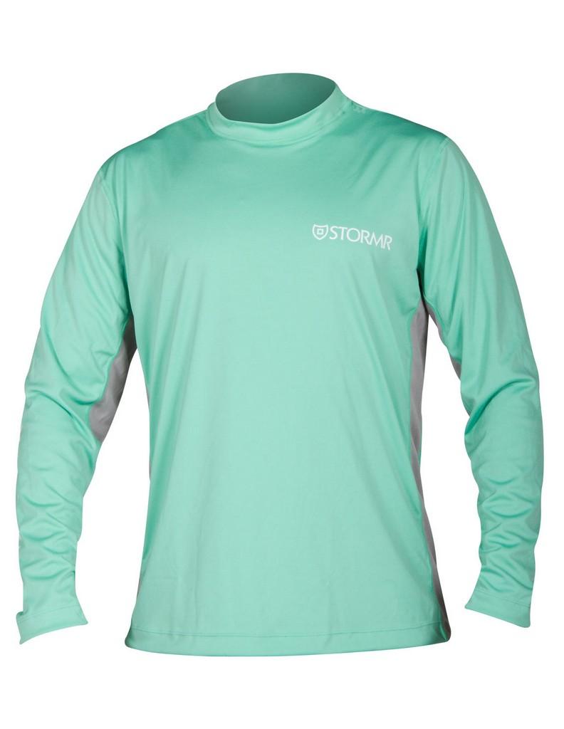Stormr outdoor apparel shirt mens long sleeve t shirt for Mens outdoor long sleeve shirts