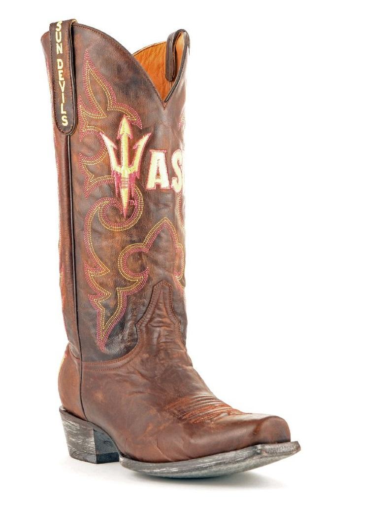 Gameday Boots Mens College Team Arizona State Sun Devils AZS-M145-1 at Sears.com
