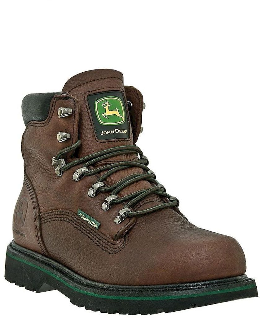 Handle any task easily with men's work boots from Kmart. Working a long day in uncomfortable shoes can make a tough job even harder, but a good pair of men's work boots .