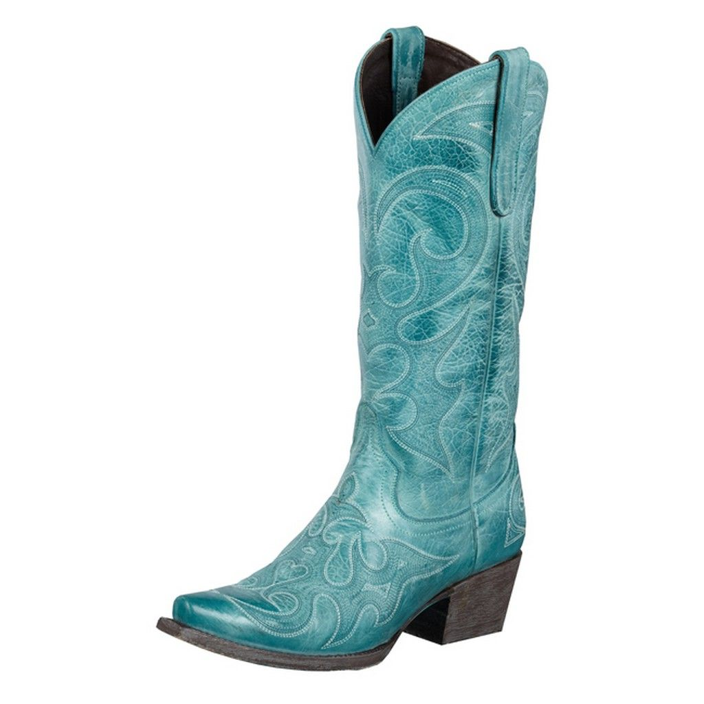 western boots womens lovesick snip toe turquoise