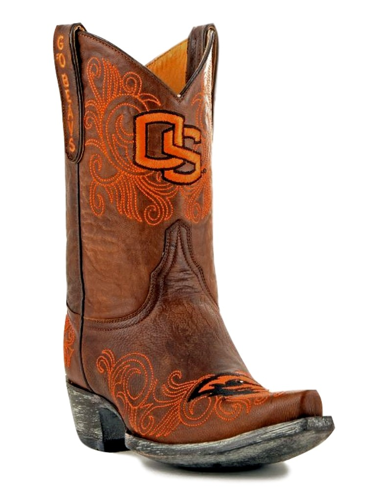 Gameday Boots Womens College Oregon State Beavers Brass ORS-L220-1 at Sears.com