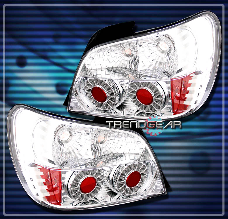 2002 2003 subaru impreza wrx sti led brake tail light lamp. Black Bedroom Furniture Sets. Home Design Ideas