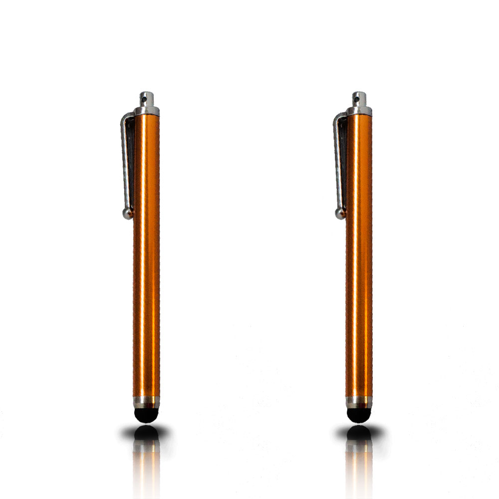 AmeriMax Lot 2x Orange Stylus Touch Pen for Samsung Galaxy S3 I9300 I747 T999 I535 R530 at Sears.com