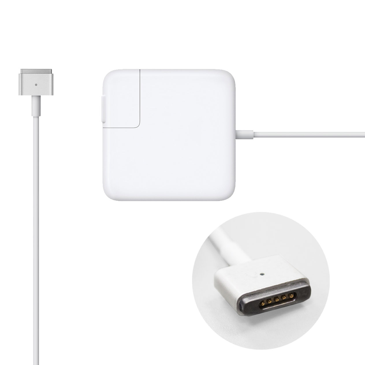 AmeriMax 85W AC Power Charger Adapter for MacBook Pro A1424 A1398 MD506LL/A MagSafe 2 at Sears.com