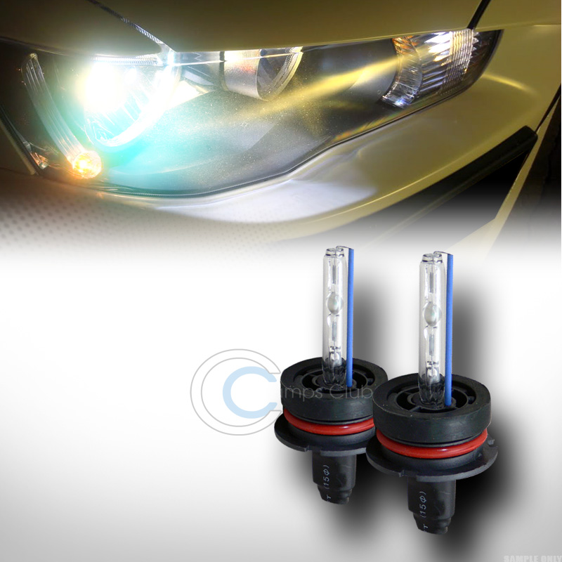 8000k hid xenon 9007 hb5 low beam head lights lamps. Black Bedroom Furniture Sets. Home Design Ideas