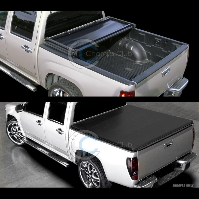 2006 Chevrolet Silverado 2500 Hd Crew Cab Camshaft: Tri-Fold Soft Tonneau Cover 04-07 CHEVY SILVERADO/GMC