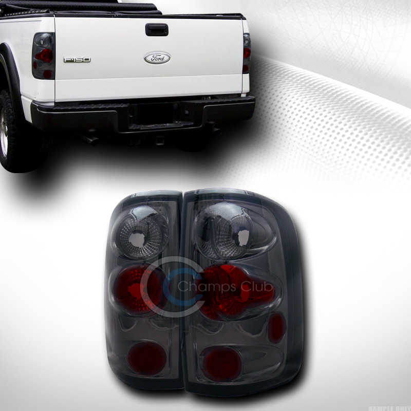 smoke housing altezza tail lights lamps 2004 2008 ford. Black Bedroom Furniture Sets. Home Design Ideas