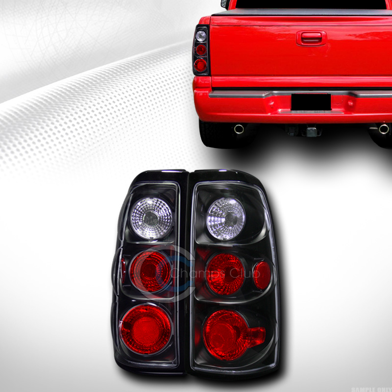 altezza tail lights brake lamps l r 2003 2006 chevy silverado pickup. Black Bedroom Furniture Sets. Home Design Ideas