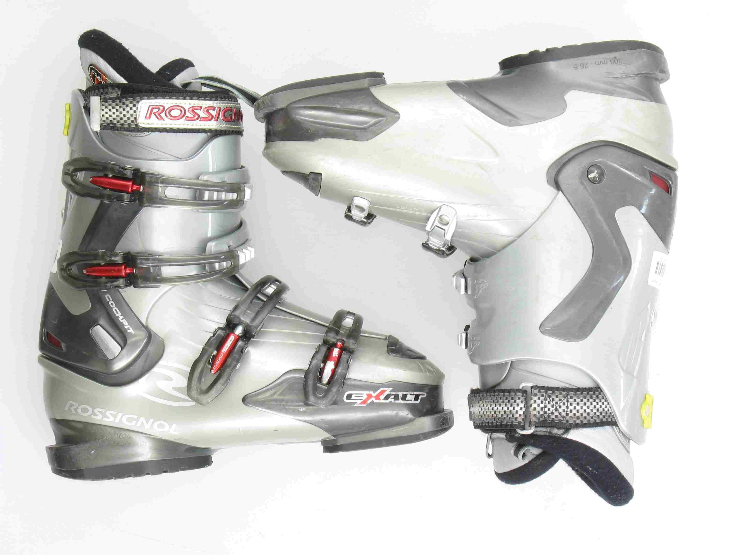 used rossignol exalt ski boots s size 13 ebay