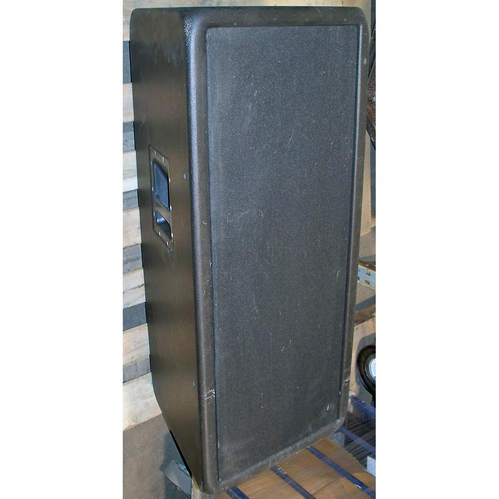 Center Stage Wedge Concert Speaker Cabinet Woofer Empty ...