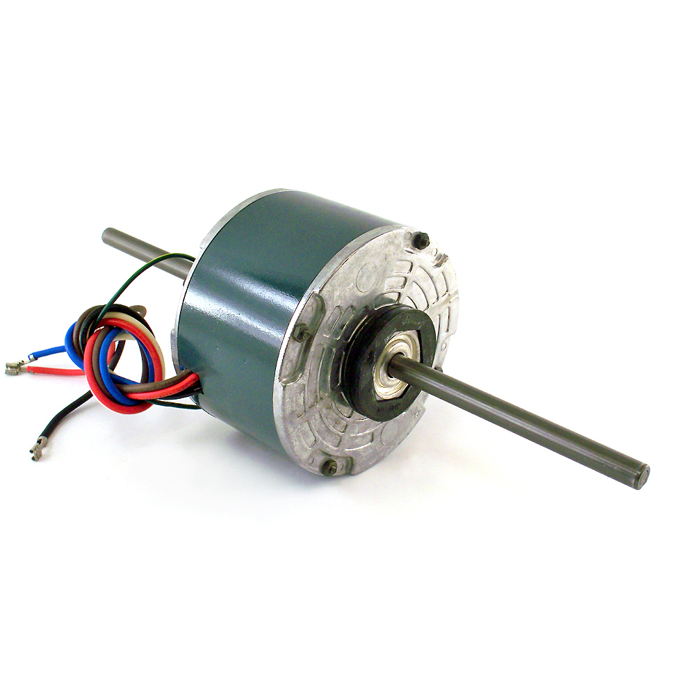 Fasco 7128 0205 Electric 1 20 Hp Dual Shaft Motor Type
