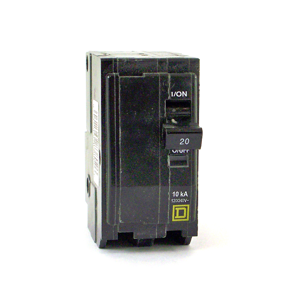 9999nt10 Square D Qo2100nrbcp Outdoor Enclosed Circuit Breaker 100 Amp Ebay 2 Pole 20 10ka 120 240 Volt