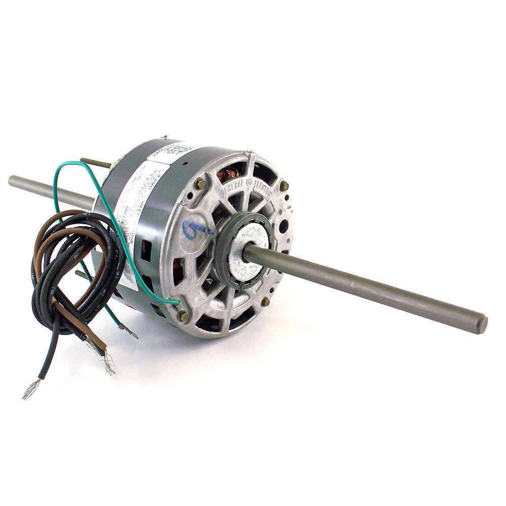 Ge General Electric 1 6 Hp 3 Speed Motor Model 5kcp39cg
