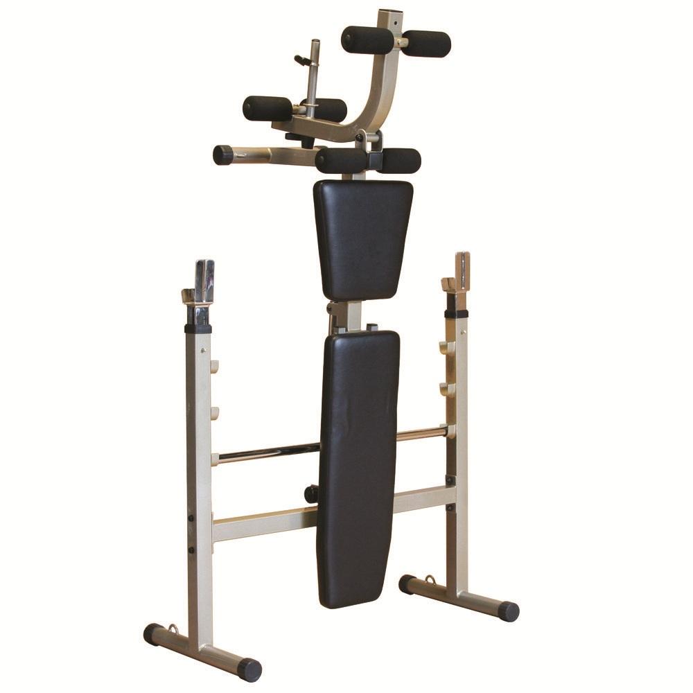 Best Fitness Olympic Folding Weight Bench Bfob10 Ebay