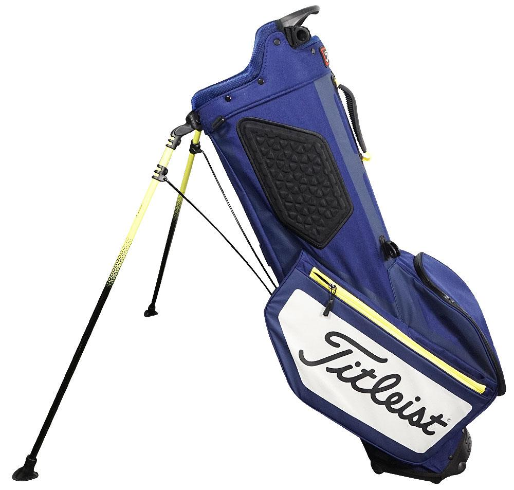 new titleist golf 2017 players 4 stand bag navy white. Black Bedroom Furniture Sets. Home Design Ideas