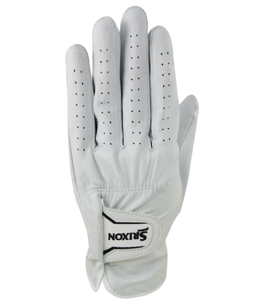 Black leather golf gloves - Srixon Golf Mlh Z Star Premium Cabretta Leather Golf Glove