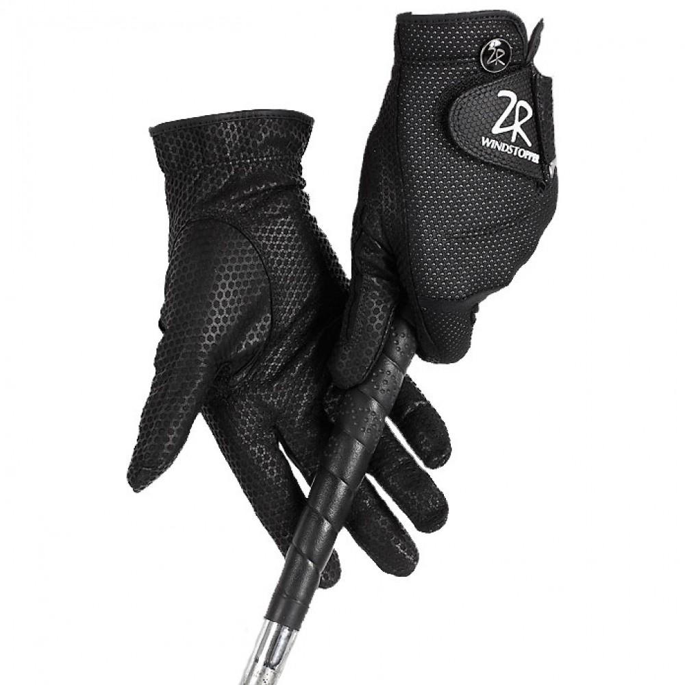 Black golf gloves - Black Golf Gloves 19