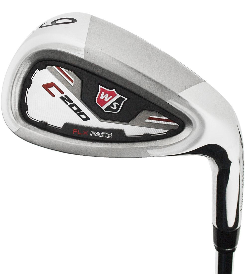 Wilson Golf- Staff C200 Irons Graphite 4-PW/GW Regular Flex