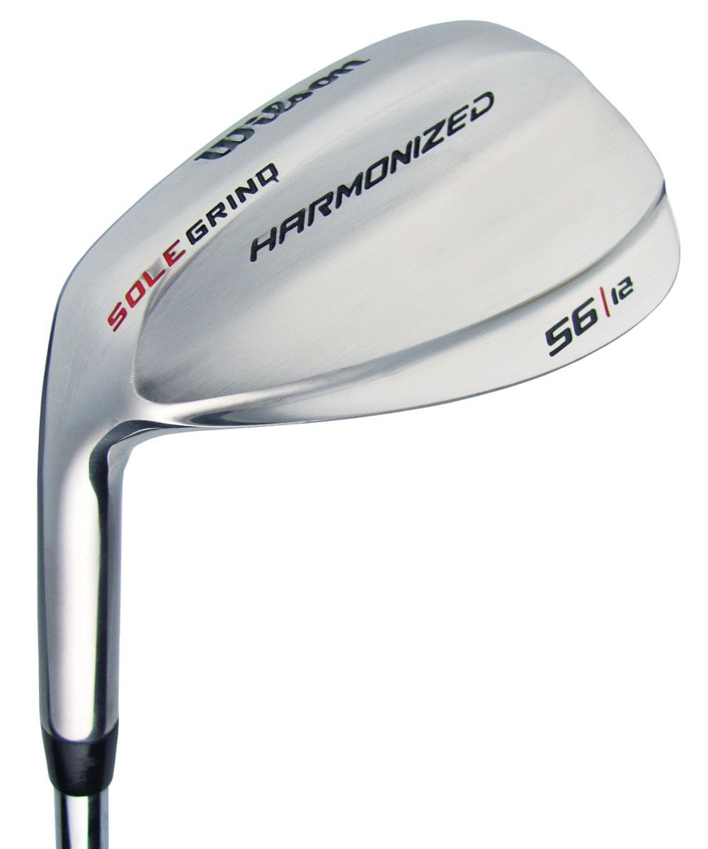 Wilson Golf- Harmonized SG  Chrome 56* Sand Wedge *Left