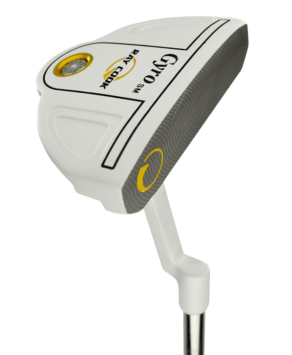 Ray Cook Golf Gyro Semi Mallet  Putter 34