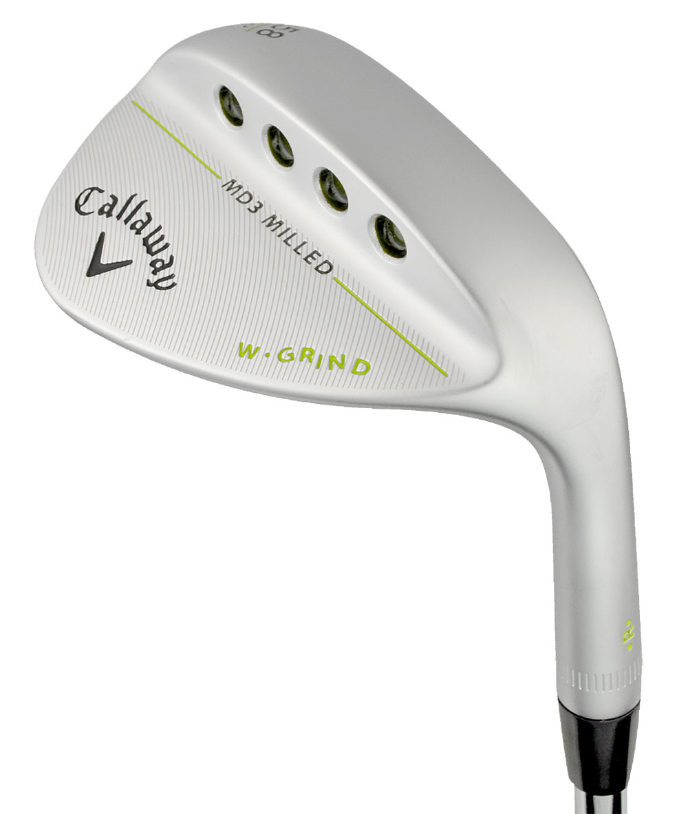 Callaway Golf LH MD3 Milled Chrome Wedge 56*/10