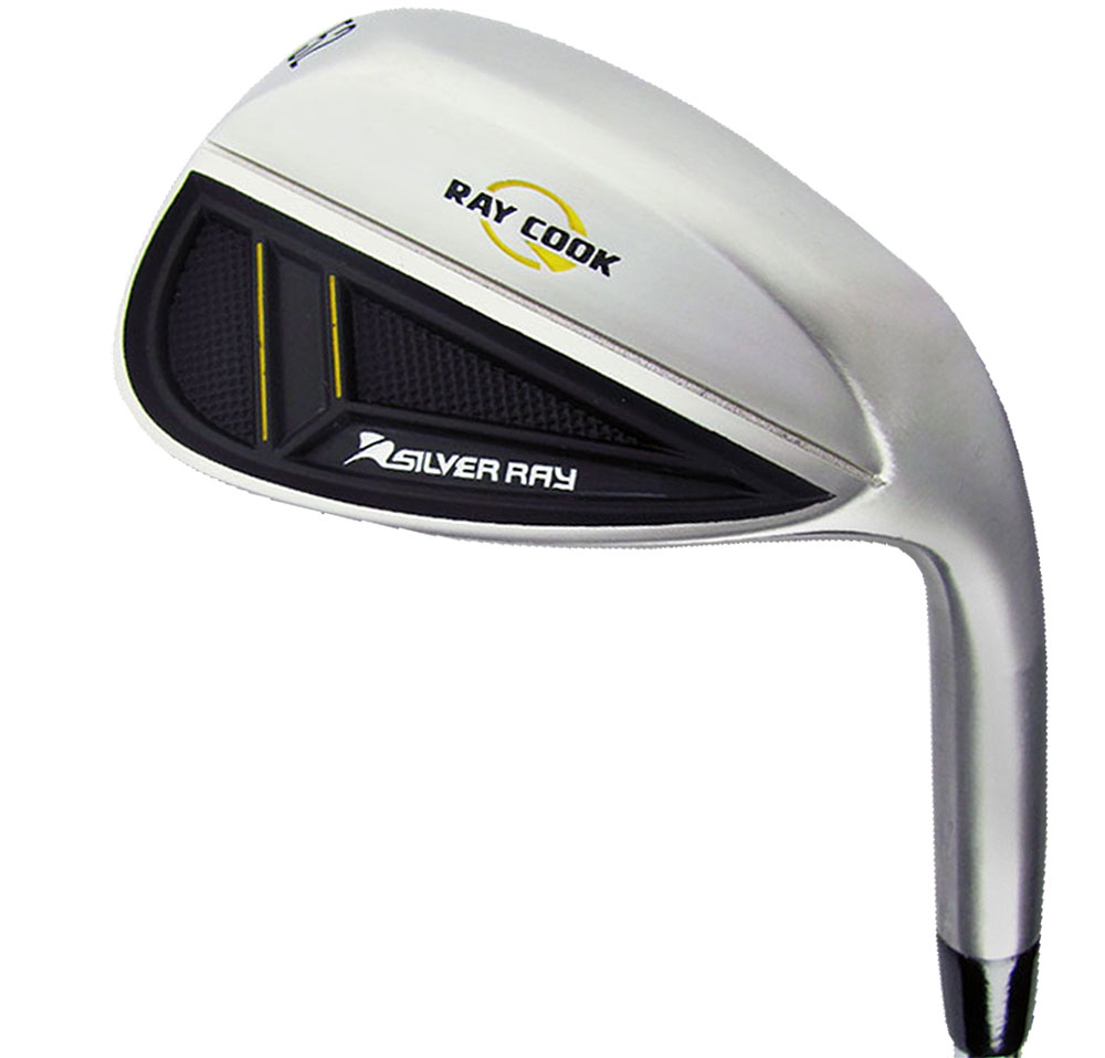 Ray Cook Golf- LH Silver Ray Lob Wedge 60