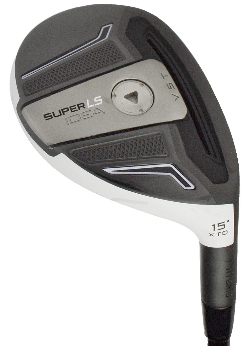 Adams Golf- LH Idea Super LS XTD Hybrid 19* #3 Stiff Flex