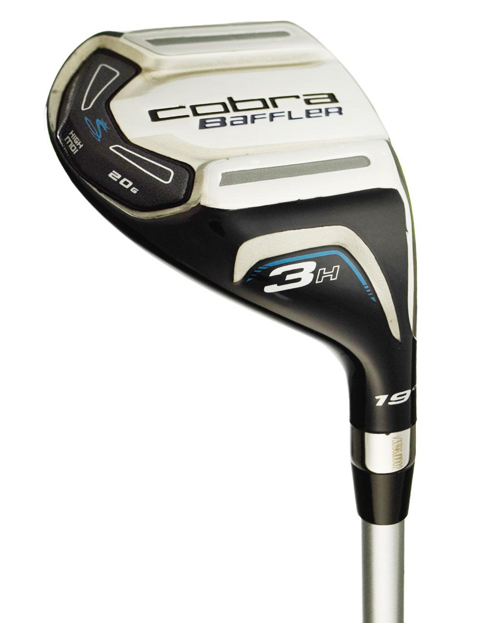 Cobra Golf Baffler XL 19* #3 Hybrid Stiff Flex