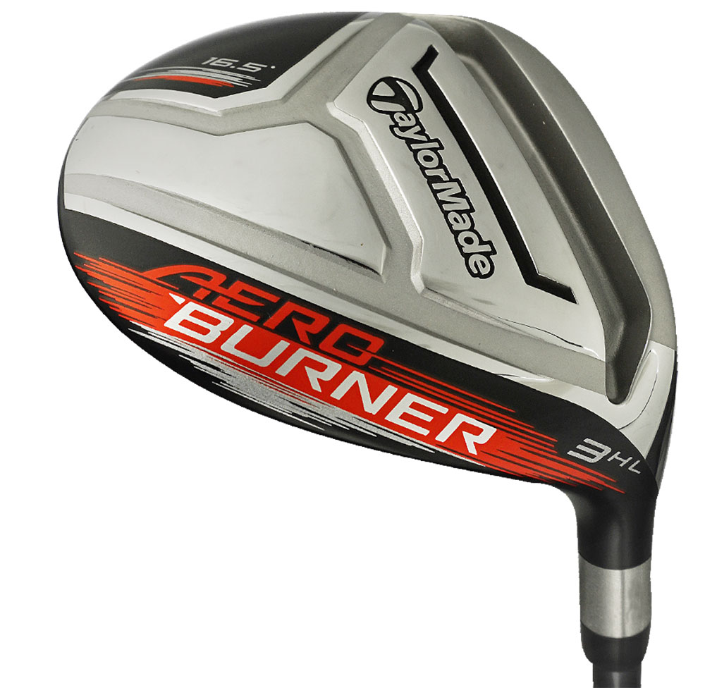 TaylorMade Golf - AEROBURNER HL Fairway Wood 18* #5 Regular