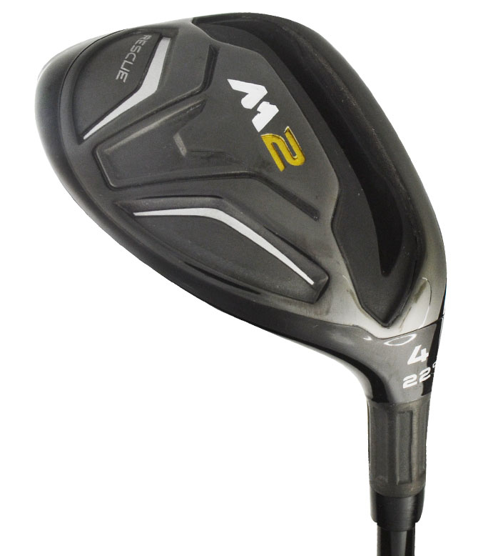 TaylorMade Golf - 2016 M2 Rescue Hybrid 22* #4 Regular Flex