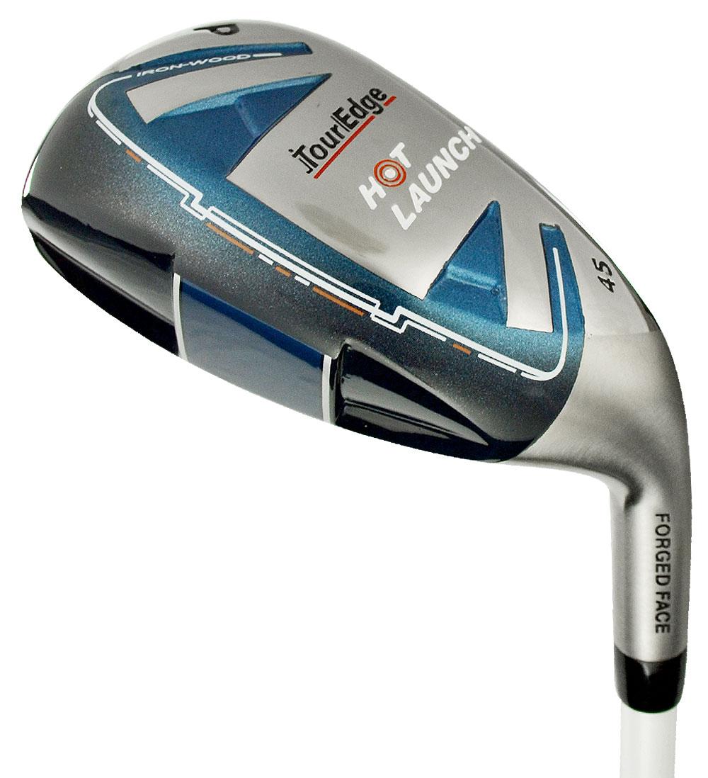 Tour Edge Golf Hot Launch 60* LW Iron-Wood Senior Flex Graph
