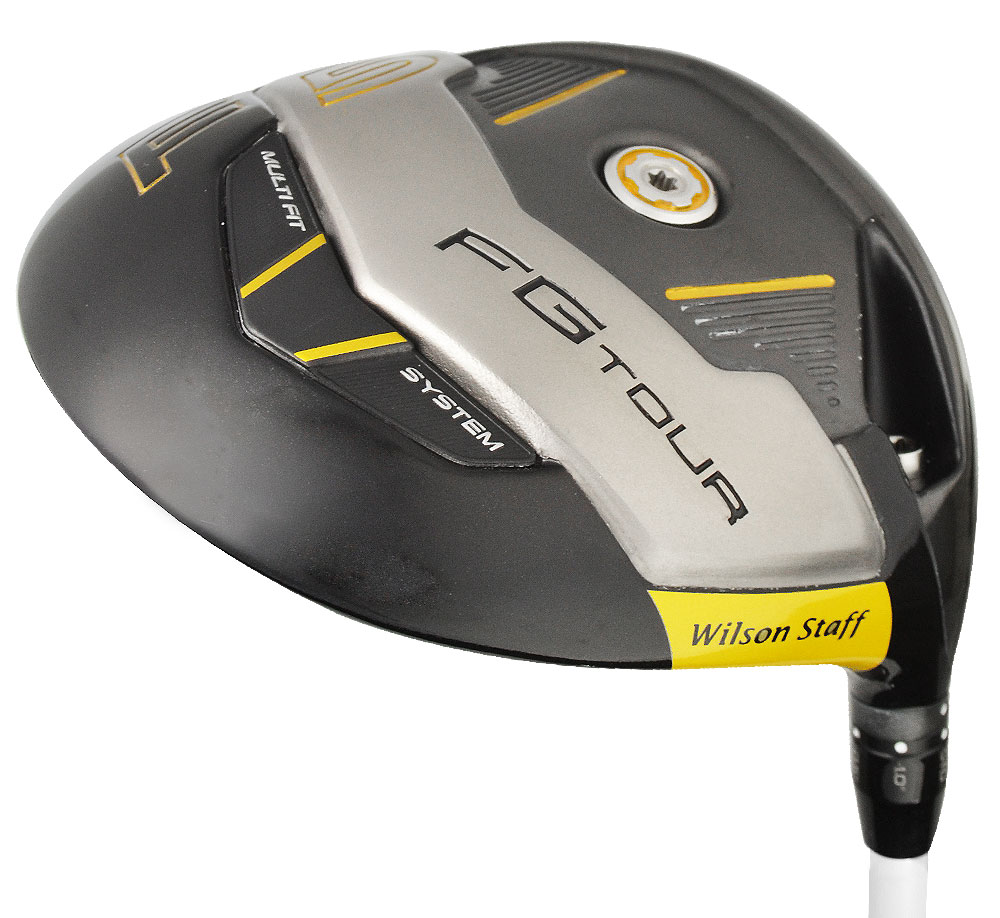 Wilson Golf- FG Tour F5 Driver 10.5* Regular Flex