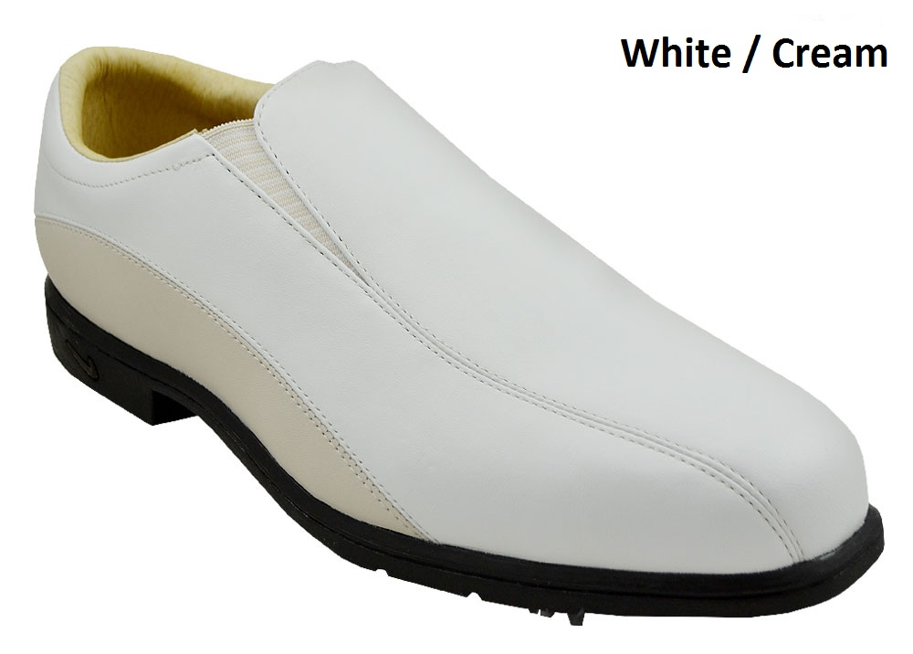 nike golf verdana slip on golf shoes 10 medium