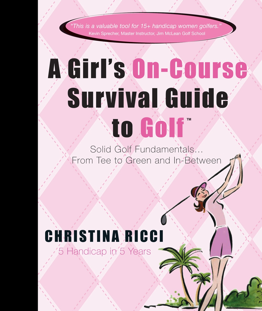 Informative, user-friendly and fun, this fundamentals guide for women is authored by a woman who started playing golf at 30 and lowered her handicap from 30 to 5 in five years. Step-by-step illustrated instructions for every technical aspect of the game w