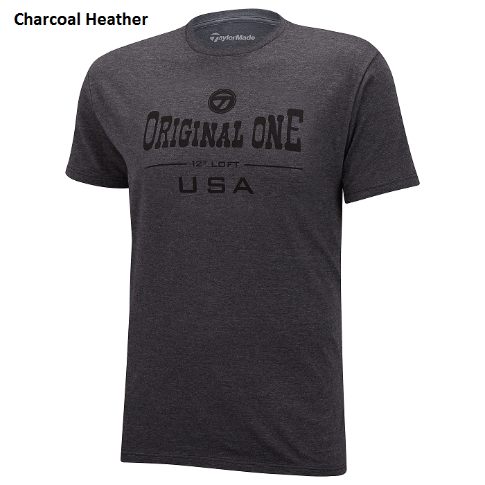TaylorMade Golf Heritage T-Shirt