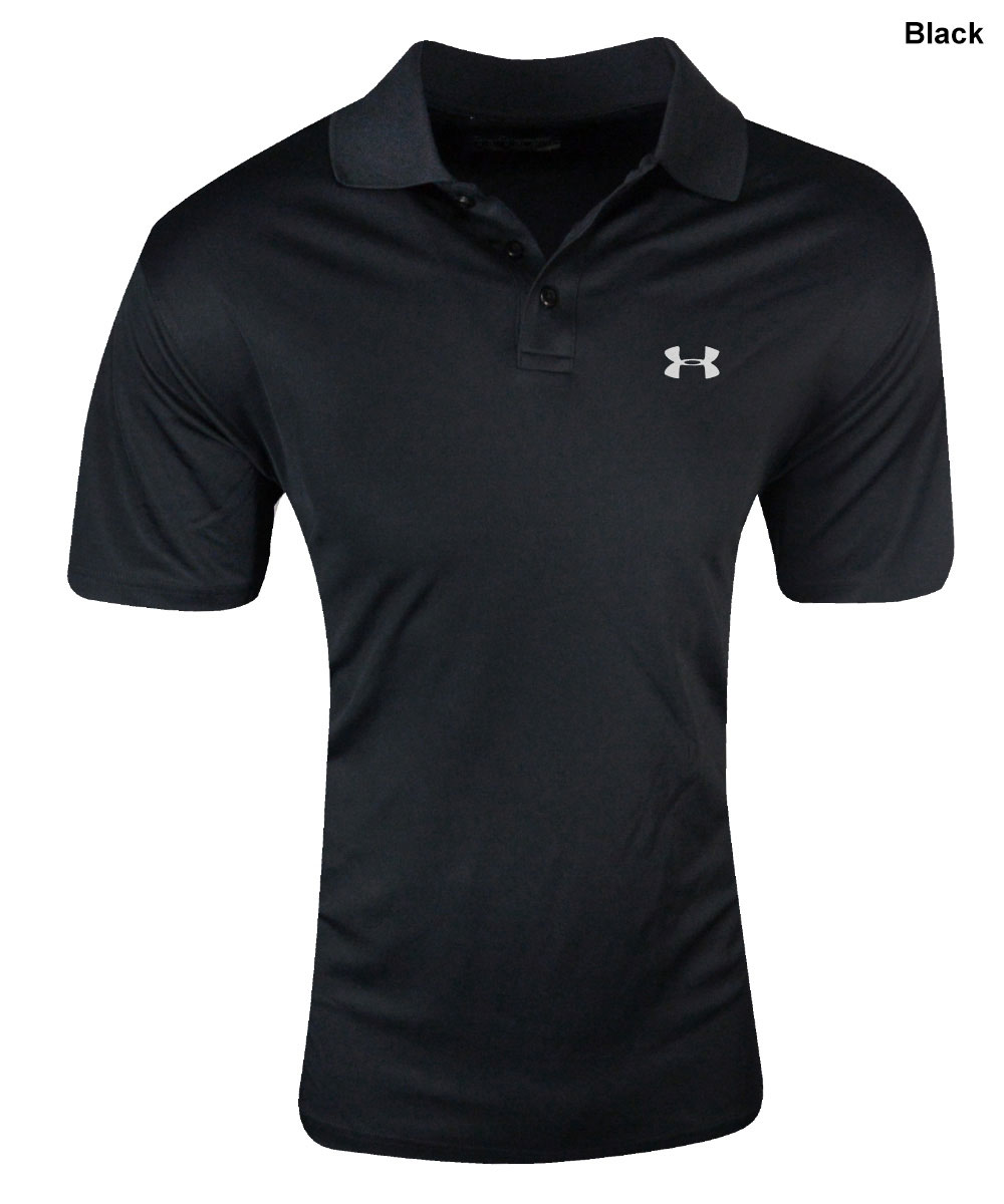 Under Armour Golf- Performance Polo Chest Logo