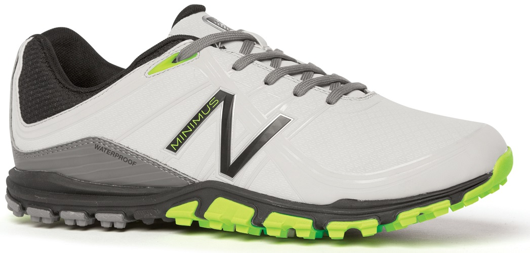 New Balance Minimus  Spikeless Golf Shoes