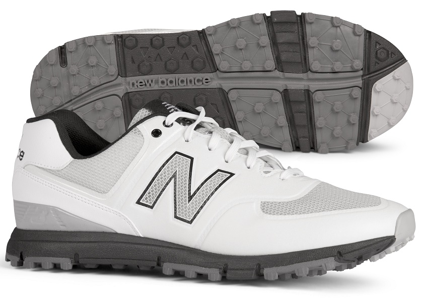new balance classic 574b spikeless golf shoes