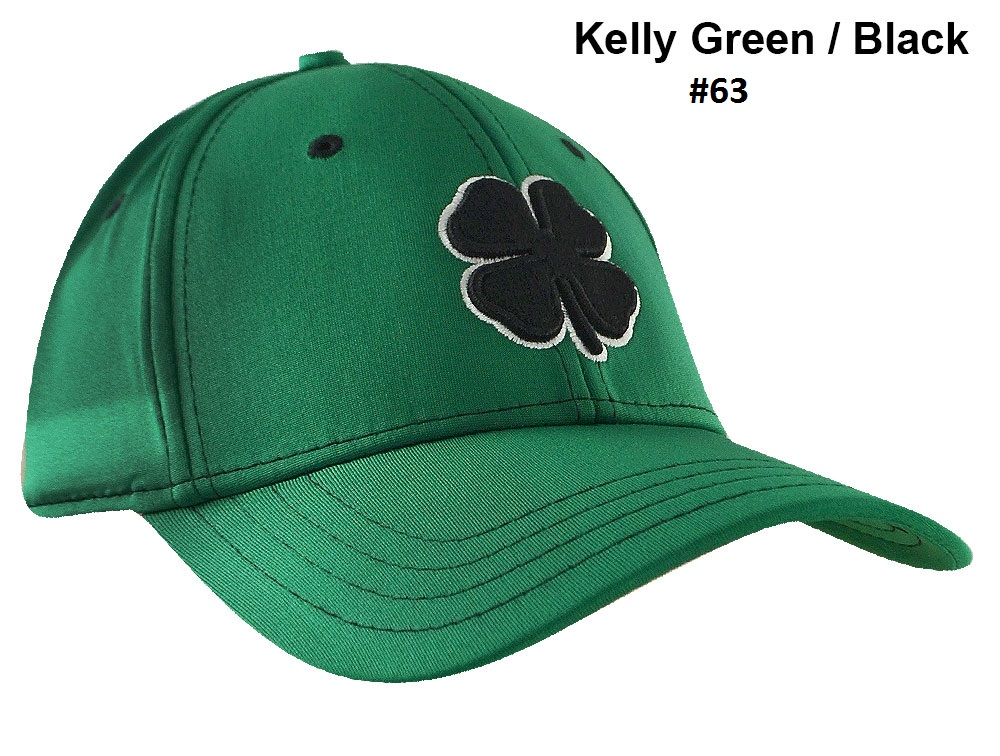 Black Clover Golf- Premium Clover Hat (Closeout) 4a694ff0cd9