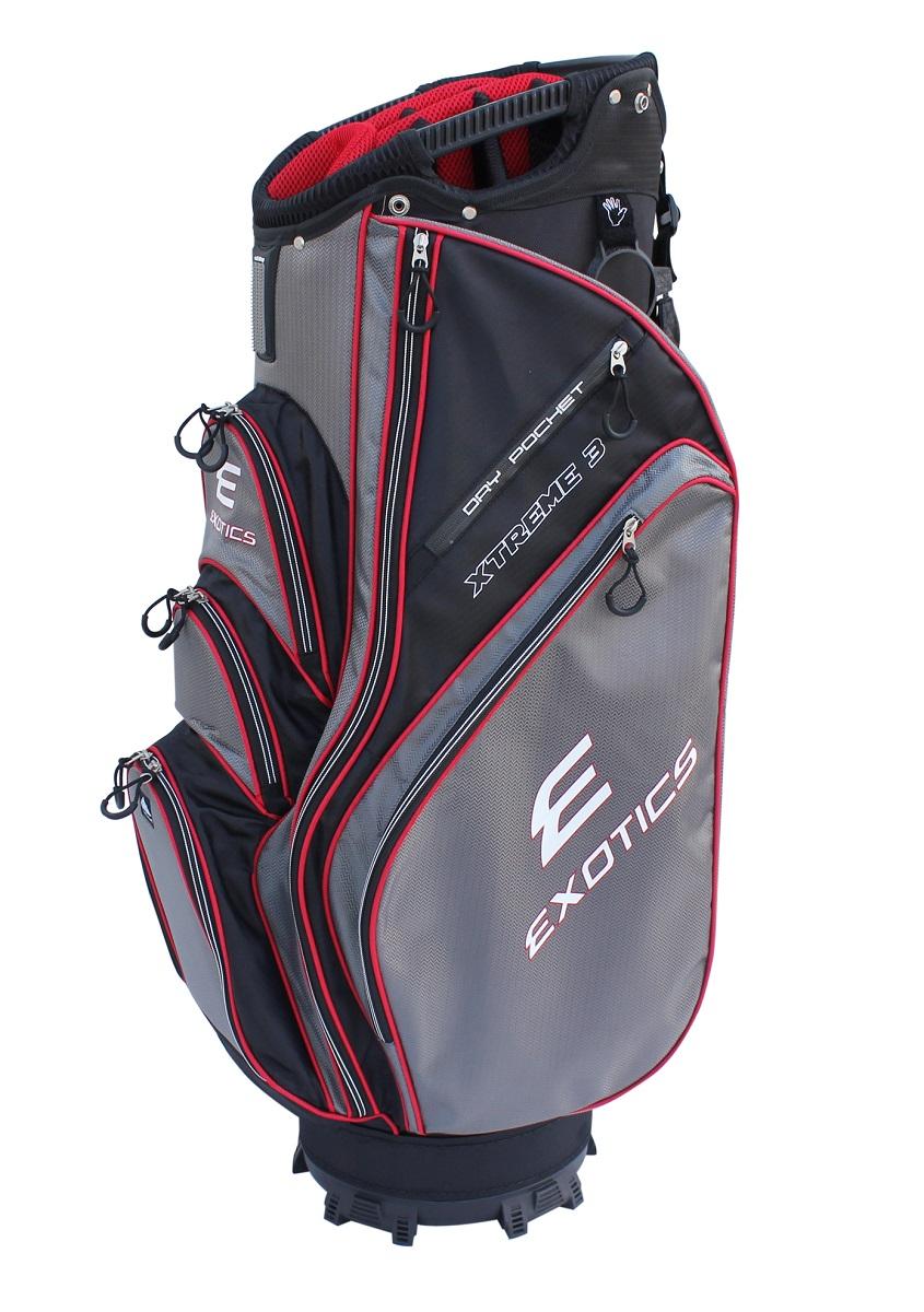 Tour Edge Golf- Exotics Extreme 3 Cart Bag