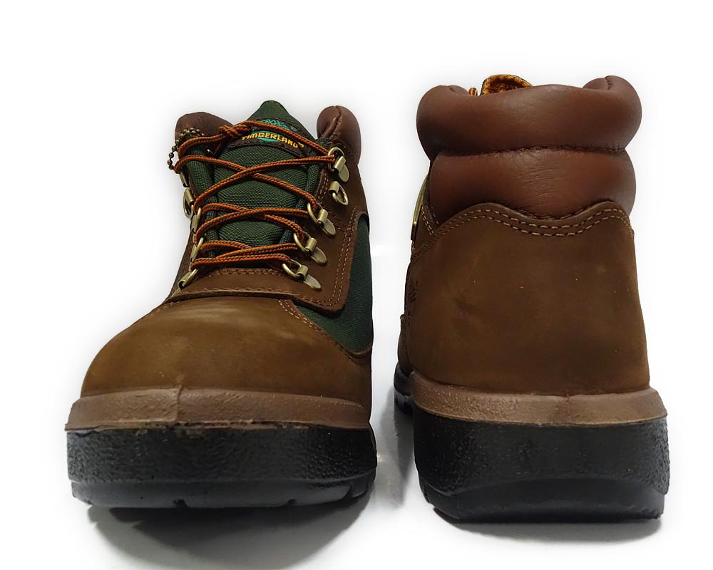 tb010025 timberland brown green field boot mens size 15 ebay