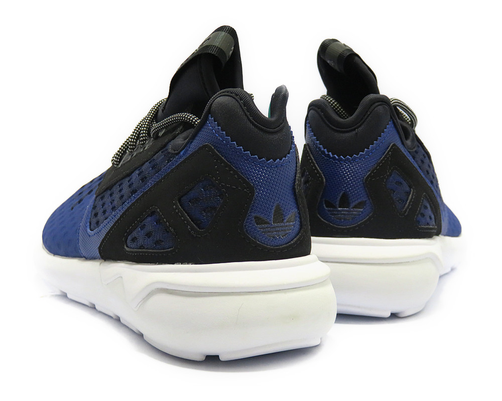 Adidas Tubular Black Blue